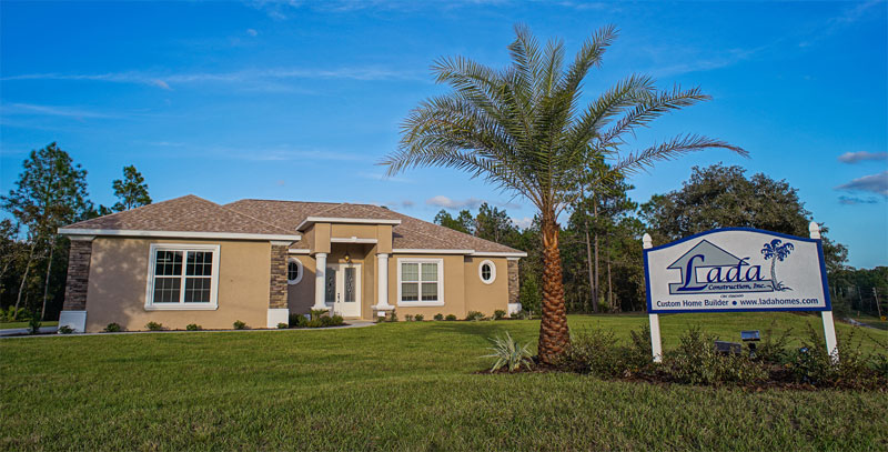 New Homes Built In Citrus Springs Florida Pine Ridge